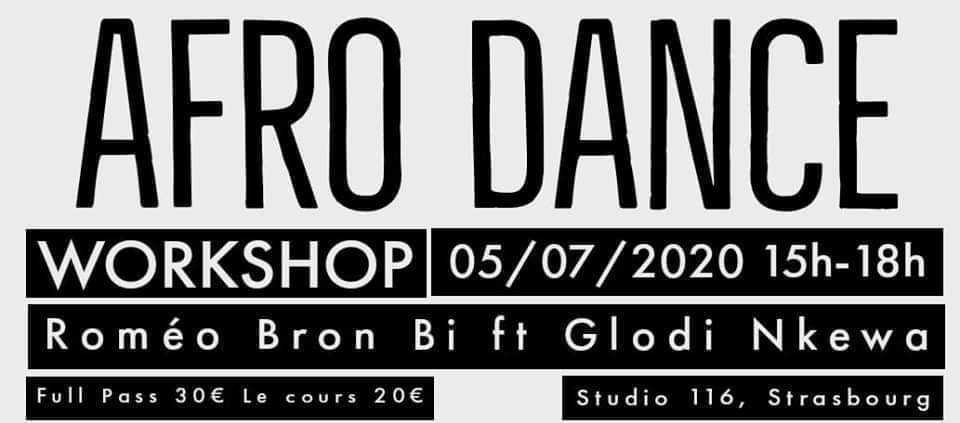 afro dance roméo bron bi