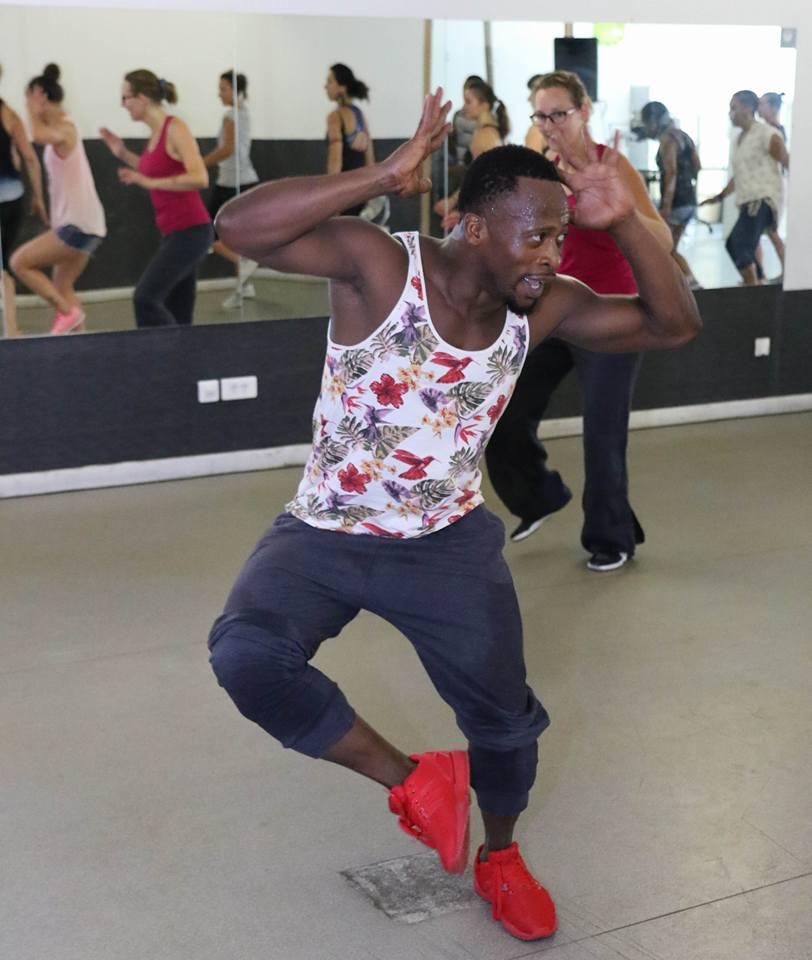 danseur urbain