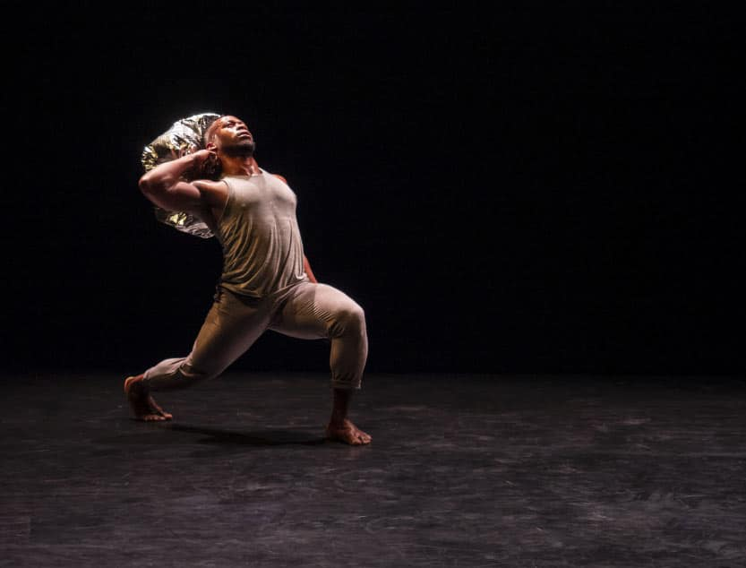 danseur contemporain