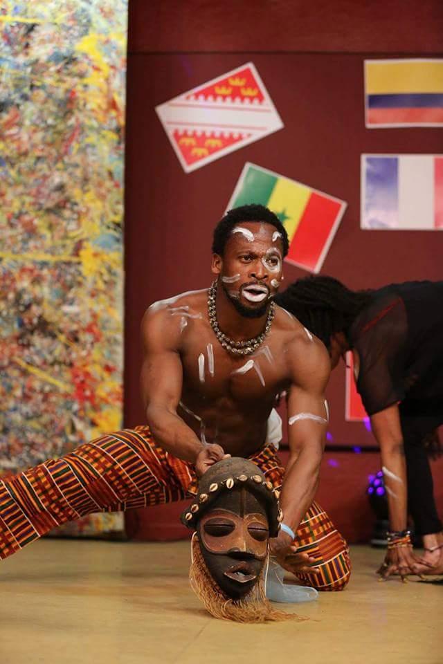 roméo bron bi africain